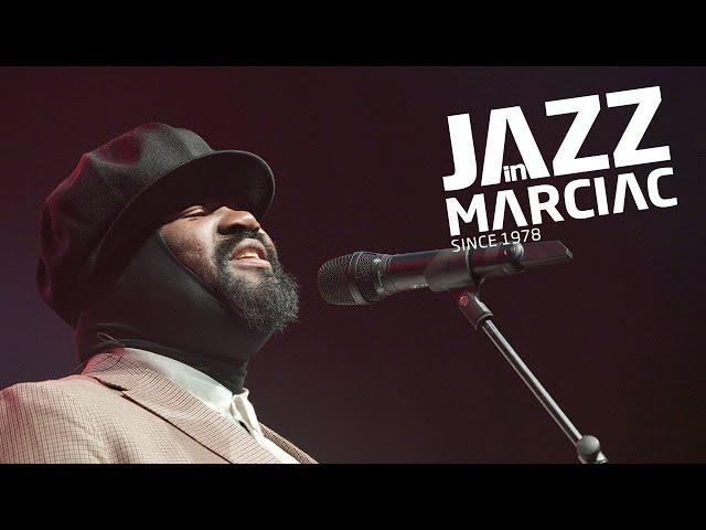 """Gregory Porter """"Papa Was a Rollin' Stone"""" @Jazz_in_Marciac 2018"""