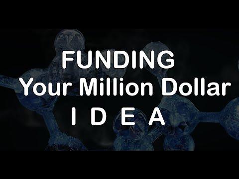 Funding Your Million Dollars Startup Idea