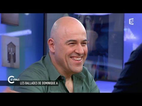 L'interview de Dominique A - C à vous - 20/03/2015 mp3