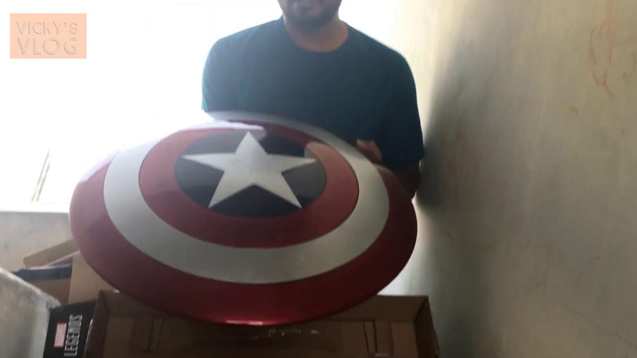 28+ Captain America Titanium Shield