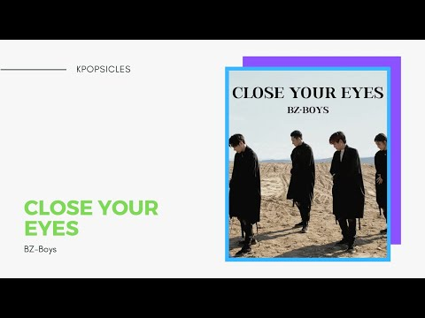 """Download BZ-Boys """"Close Your Eyes"""" reaction"""