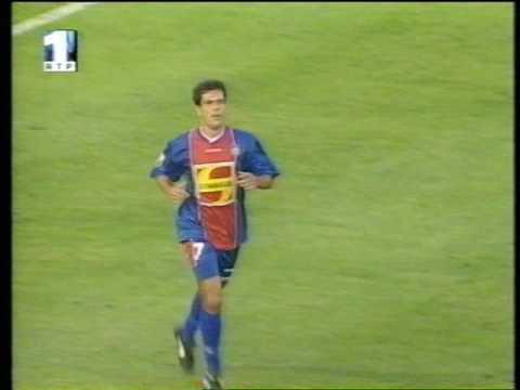 04J :: Sporting - 1 x Alverca - 1 de 2000/2001