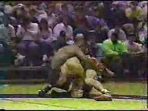 John Smith vs John Fisher 1992 Olympic Trials