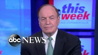 'I don't believe that it rises to the standard of an impeachable offense,': Shelby | ABC News