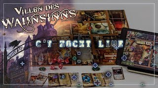 c't zockt LIVE: Villen des Wahnsinns - Zweite Edition
