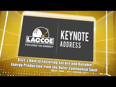 LAGCOE 2017 Keynote Presentation by Scott Angelle, BSEE