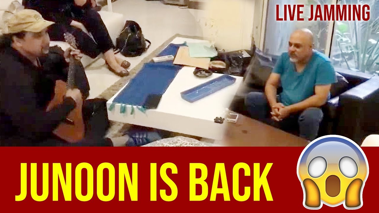 Junoon is back to rock the concert of the year! - BookYourArtist
