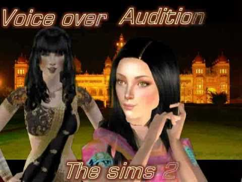 Sims 2 Voice Over Auditions (Closed) -Daughter Of EVE