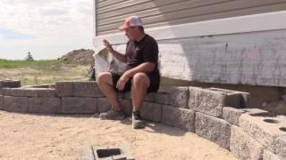 Allan Block-Projekt Showcase Episode 6 AB-Muster-Tipps
