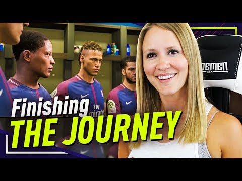 FINISHING THE JOURNEY   OFFICIAL GAMEPLAY