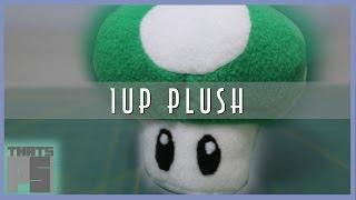 DIY 1up Mushroom Plush - Super Mario Bros