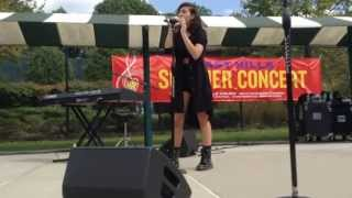 Baixar - Christina Grimmie Singing I Will Always Love You At East Hills Grátis