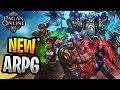 Pagan Online A New ARPG (Games Like Diablo 3, Path of Exile)  First Hour Gameplay