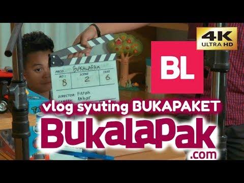 VLOG BukaPaket for Kids BUKALAPAK -Tayo Parking Lot & Marble Run  | TheRempongsHD [4K]