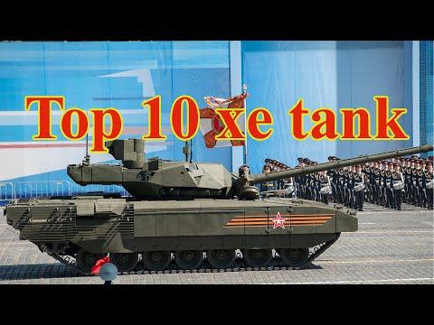 Top 10 Xe Tăng Hàng đầu Thế Giới Năm 2019