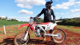 VIREI UM PILOTO DE MOTOCROSS 😍