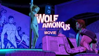 Wolf Among Us: Movie. Full Story of Sheriff Bigby Werewolf (Telltale Games | Fables)