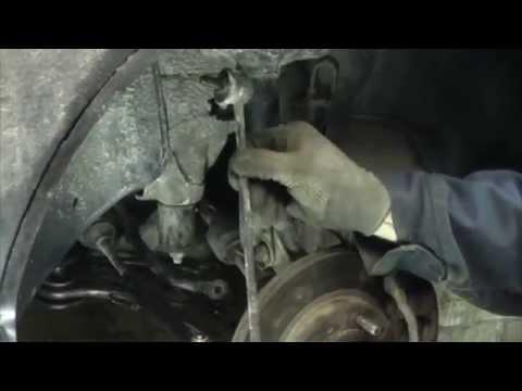 Chevrolet Aveo. замена стоек стабилизатора. ремонт