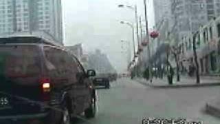 Chong Qing, China 2002 - Part 10 - Traffic