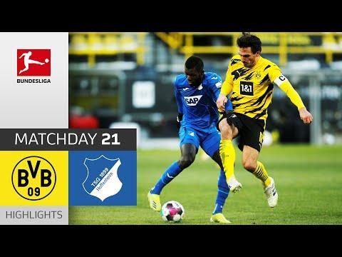 Borussia Dortmund Hoffenheim Goals And Highlights