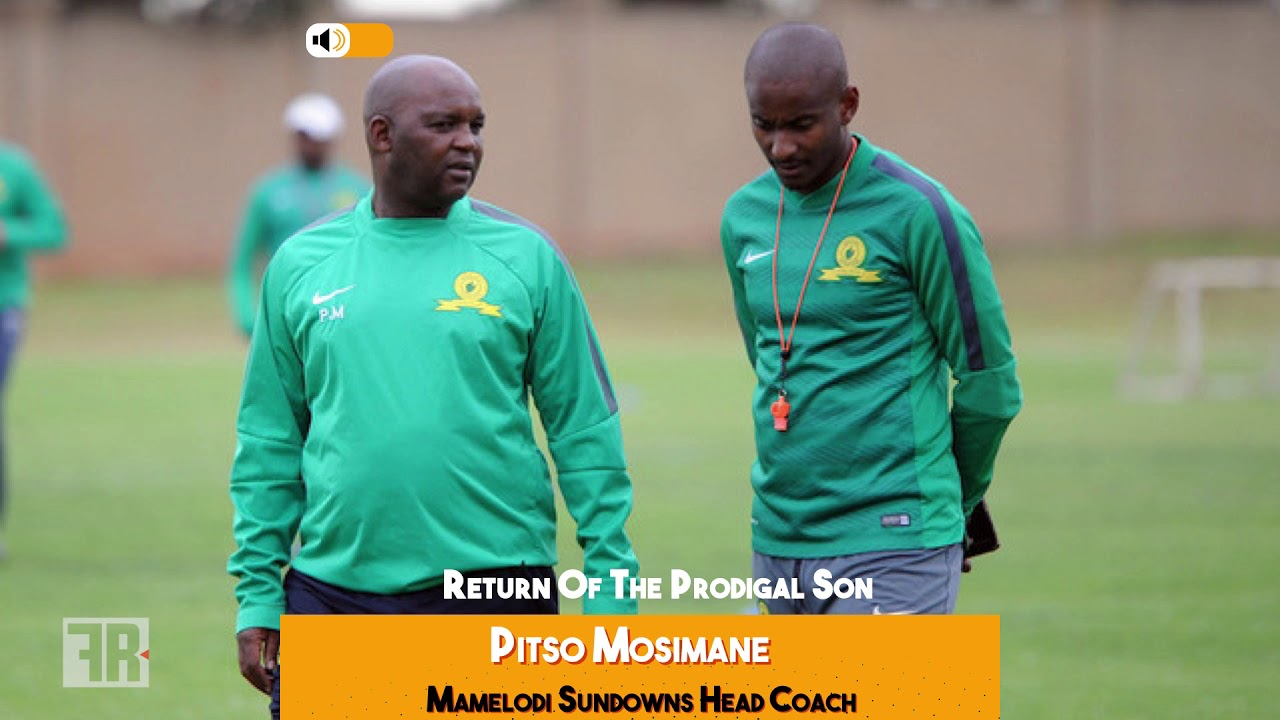 Mamelodi Sundowns Head Coach On The Return Of Assistant Coach Rulani Mokwena