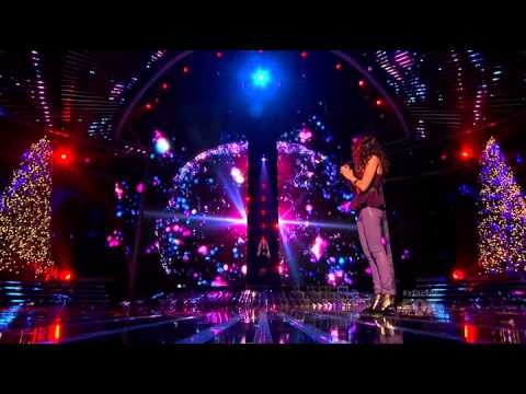 15   Carly Rose Sonenclar With LeannRimes How Do I Live   X Factor 2012