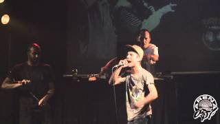 JULY B vs MORENO BATTLE ARENA 3ª EDIZIONE Semifinale