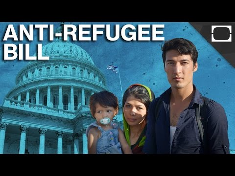 The U.S. Bill To Keep Syrian Refugees Out
