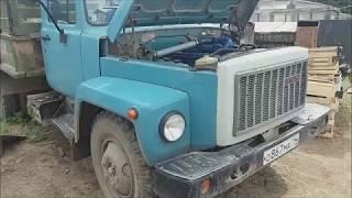 ГАЗ 3307 дизель. 24 вольта.
