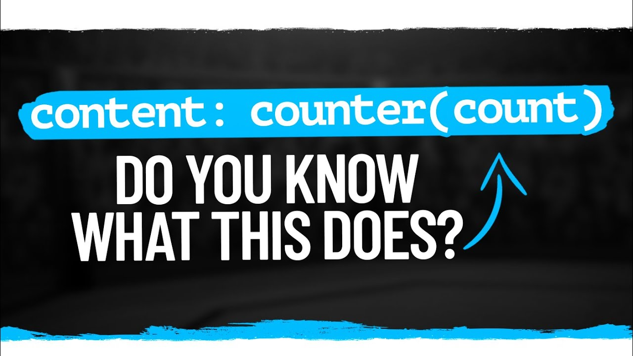 Another 5 Must Know CSS Tricks That Almost Nobody Knows