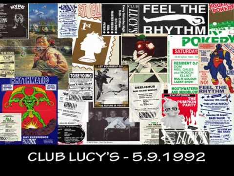 Club Lucy's - Darlington 5.9.92 (full tape)