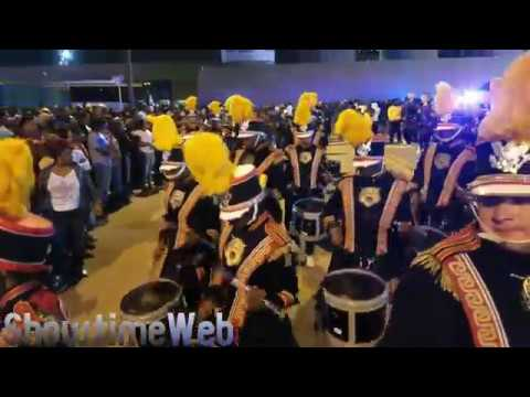 Grambling Marching Out 270 - 2017 Bayou Classic Game