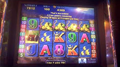 Double Dolphin Slot Machine BIG WIN Bonus