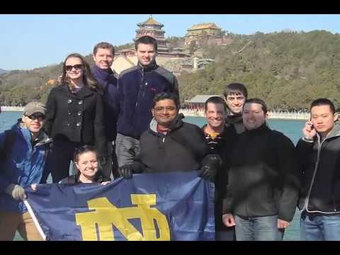 Introduction to the Notre Dame MBA