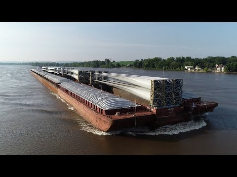 Shaping the Global Economy: Inland Waterway Transportation