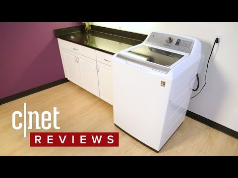 Ge Gtw750cslws Top Load Washing Machine Review Youtube