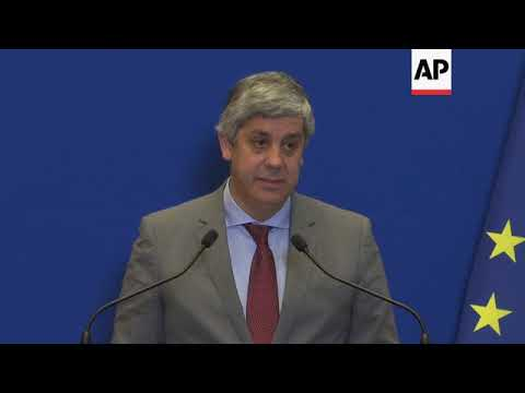 New eurozone chief Centeno wants closer unity, fewer crises