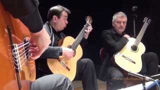 Take Four Guitar Quartet, Astor Piazzolla, Fugata