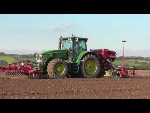Grain Sowing with William O'Connell Agri Contractors