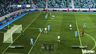FIFA 12 Man City vs Bayern Munich Part 1 (HD 1080p)