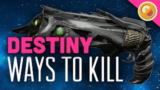 DESTINY Ways to Kill : Thorn