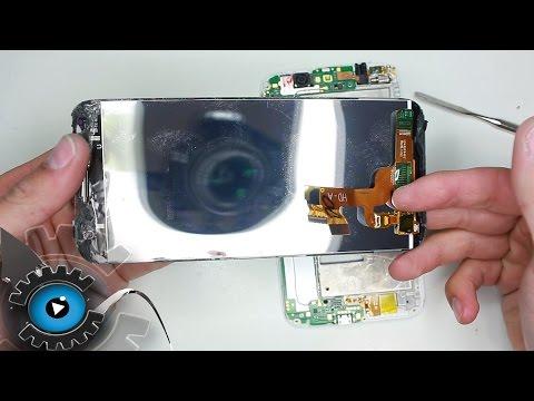 Huawei Ascend G7 Glas Display Wechseln Tauschen Reparieren [Deutsch]