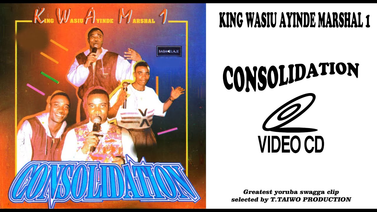 Download KING WASIU AYINDE MARSHAL-CONSOLIDATION (VIDEOCLIP)