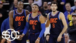 David Fizdale on Zaza Pachulia and Russell Westbrook | SportsCenter | ESPN