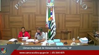 Câmara Municipal de Colina - 13ª Sessão Extraordinária 07/12/2020