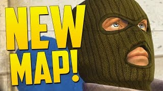 ANOTHER NEW MAP!! - CS GO Funny Moments in Competitive