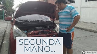 TIPS WHEN BUYING A SECOND HAND CAR