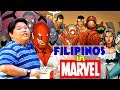 Filipino Characters in MARVEL Comics & Movies