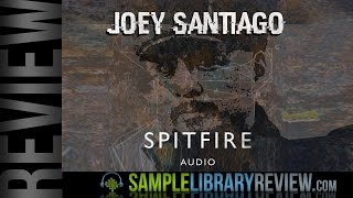 Review Joey Santiago from Spitfire Audio