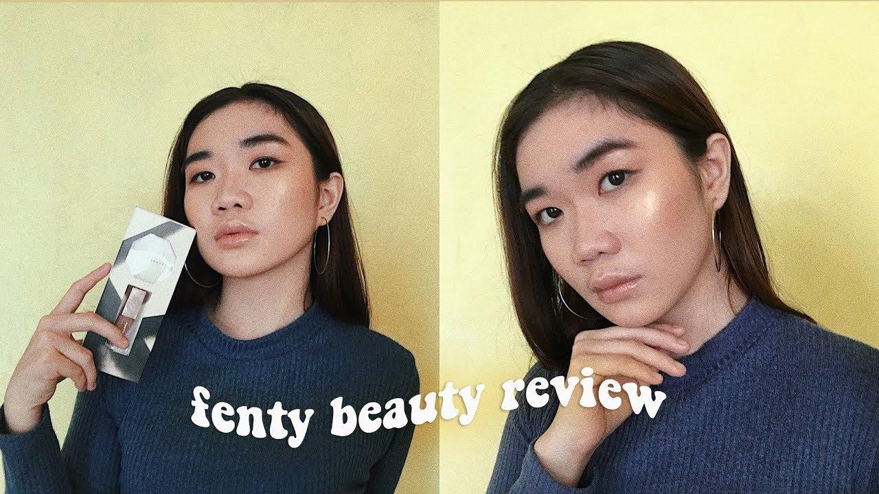 Bomb Baby Mini Lip And Face Set by Fenty Beauty #12